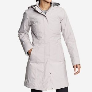 Eddie Bauer Girl-on-the-Go Trench Coat